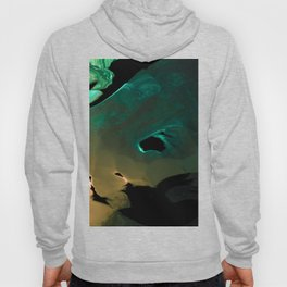 A mysterious glow Hoody