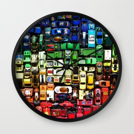 gridlock spectrum  Wall Clock