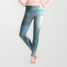 Abstract 208 Leggings