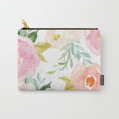 Floral 02 Carry-All Pouch