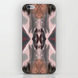 Structured chaos iPhone Skin