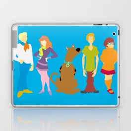 Scooby Do Gang Laptop & iPad Skin
