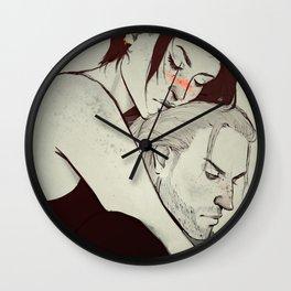 Apostates Wall Clock