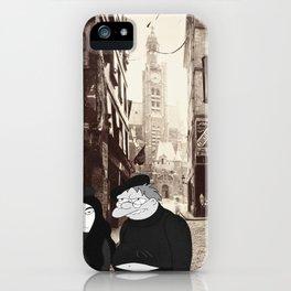 Revolution 8 iPhone Case