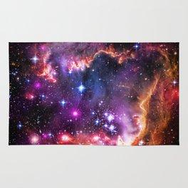 Small Magellanic Cloud's Starry Wingtip Rug