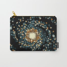 Pinwheel Galaxy M101 (8bit) Carry-All Pouch