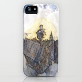 Fiddler on the Roof iPhone Case