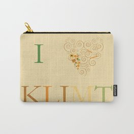 I heart Klimt Carry-All Pouch