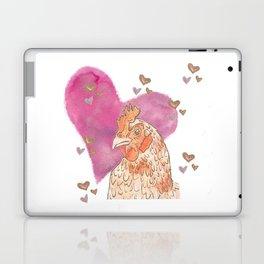 Chicken Love Laptop & iPad Skin