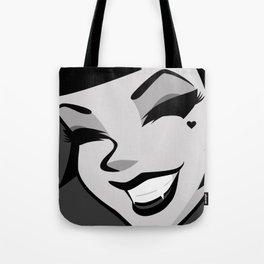 Vampire Sweetheart Tote Bag