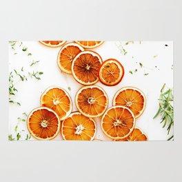 Pure Citrus (Color) Rug