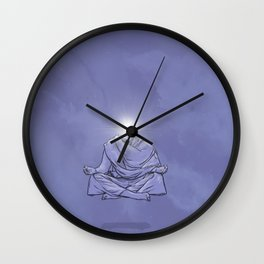thee Enlightened: Chapter 5: Find Yourself Wall Clock