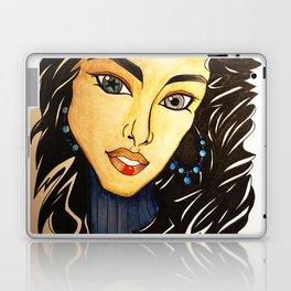 Star in the Eye Laptop & iPad Skin