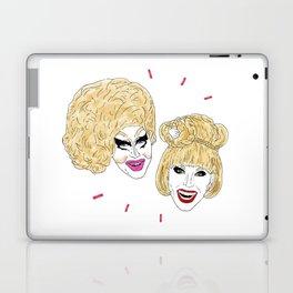 UNHhhh - Trixie and Katya Laptop & iPad Skin