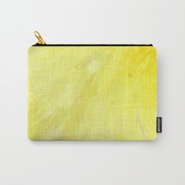 Abstract Yellow Sun by Robert S. Lee Carry-All Pouch