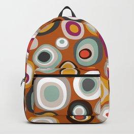 veneto boho spot amber Backpack