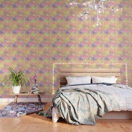 DP050-10 Colorful Moroccan pattern Wallpaper