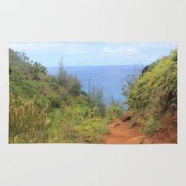 Kalalau Trail II Rug