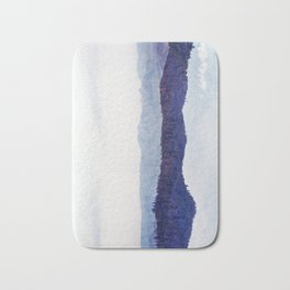 MM 325 . Blue Skes x Mountain Bath Mat
