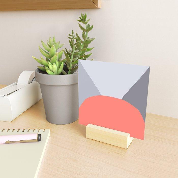 Deyoung Living Coral Mini Art Print