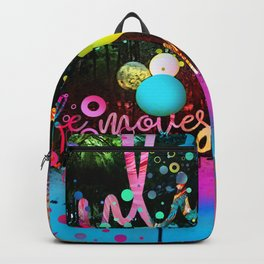 Tripping Around The Sun Backpack