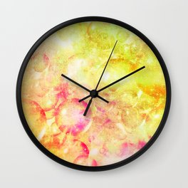champaign Wall Clock