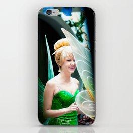 TINK SMILING iPhone Skin