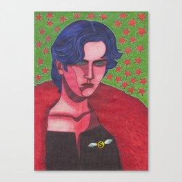 Seether (Alien Babe) Canvas Print