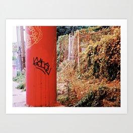 KYTSU Art Print