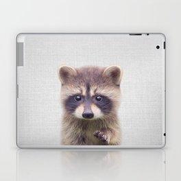 Raccoon - Colorful Laptop & iPad Skin