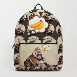 Gorilla My Dreams Backpack