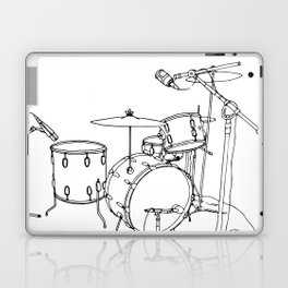 Drum Recording Laptop & iPad Skin