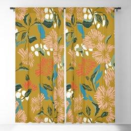 Flowering sweet bloom 02 Blackout Curtain