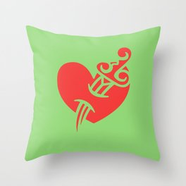 Bioshock Infinite Vigors - Possession Throw Pillow