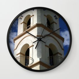 Ojai Tower Wall Clock