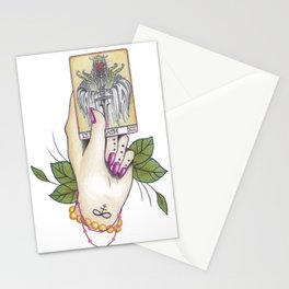 The Oracles Tarot Stationery Cards