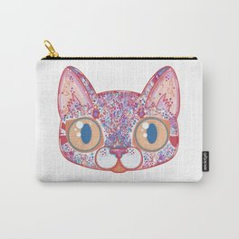Chromatic Cat I Carry-All Pouch