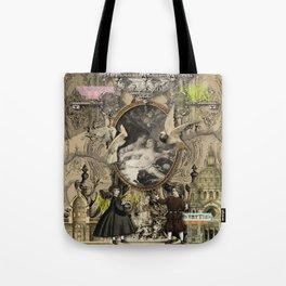 La NymPhe Tote Bag