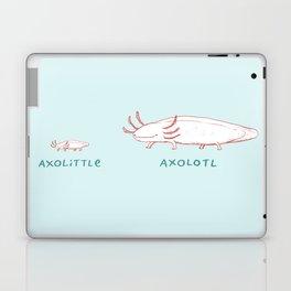 Axolittle Axolotl Laptop & iPad Skin