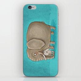 trunk nest iPhone Skin