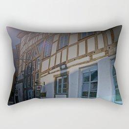 A place for good food Rectangular Pillow