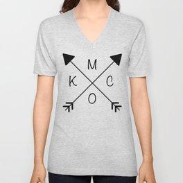 Kansas City x KCMO Unisex V-Neck