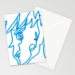 avantgarde illustration 6 Stationery Cards