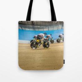 Velodrome Cycling Tote Bag