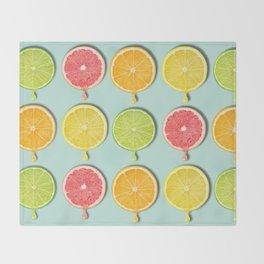 fruit Throw Blanket