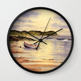 Mull Of Kintyre Scotland Wall Clock