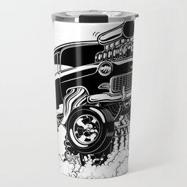 55 Gasser REV-3 BLACK Travel Mug