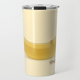 Crunches Travel Mug