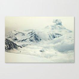 Frozen Planet Canvas Print