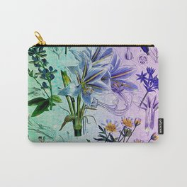 Botanical Study #2 Carry-All Pouch
